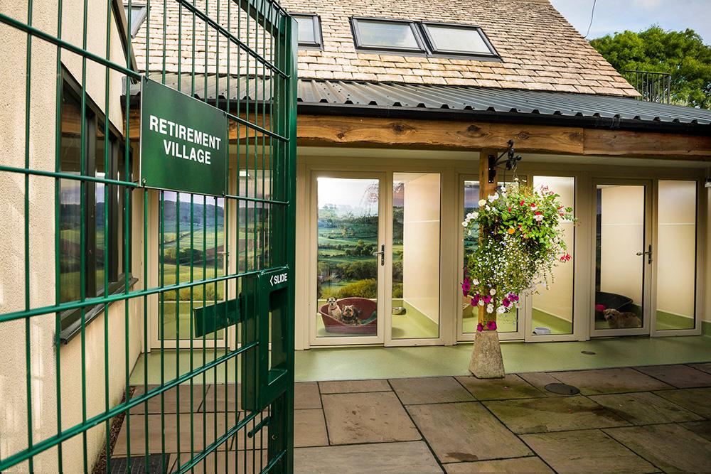 kennel retirement village
